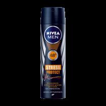 Desodorante Nivea Aerosol Stress Protect Men 150ML