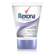Desodorante Rexona Sensible Crema 55g