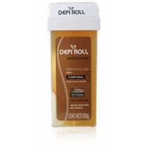 Cera Depilatoria Corporal Depi Roll en Roll On 100g