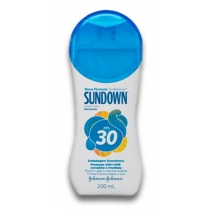 Protector Solar Sundown Loción FPS30 200 ML