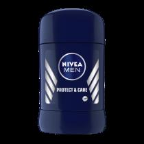 Desodorante Nivea Barra Protect Care Men 43GR