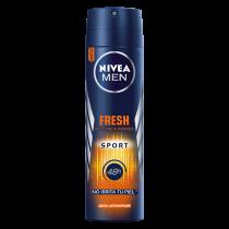 Desodorante Nivea Spray Fresh Sport Men 150ML