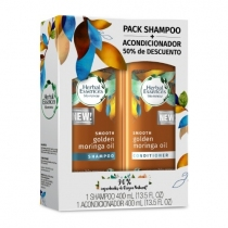 Shampoo Herbal Essences Moringa 400ML + Acondicionador 400ML