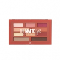 Paleta Maybelline The Matte Bar Eyeshadow 300