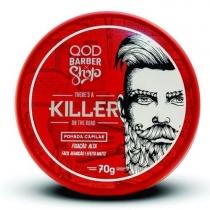Pomada Barber Shop Fijación Alta Killer 70GR