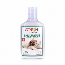 Crema de Enjuague Green Choice Perros y Gatos 130ML