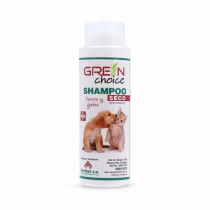 Shampoo Seco Green Choice Perros y Gatos 100ML