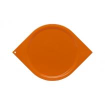 Plato de Base (Jogo Americano) Naranja