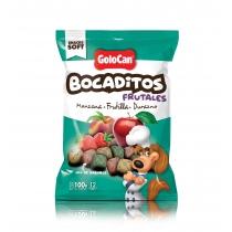 Bocaditos Golocan Frutales 100GR