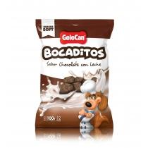 Bocaditos Golocan Chocolate con Leche 100GR