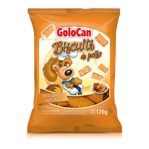 Biscuits Golocan Pollo 120GR