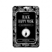 Mascarilla de Rostro Hortensia Black Happy Mask