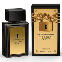 Perfume Antonio Banderas Secret Golden EDT 50ML