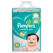 Pampers Confort Sec Forte Bag M (6 a 10 Kg) x148