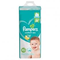Pampers Confort Sec Forte Bag XG (11 a 15 Kg) x116