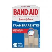Banditas Band Aid Transparentes x40