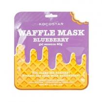 Máscara Hortensia Waffle Mask Blueberry