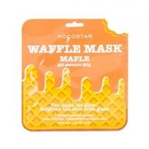 Máscara Hortensia Waffle Mask Maple