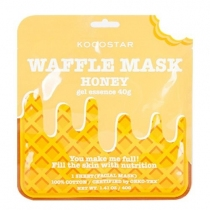 Máscara Hortensia Waffle Mask Honey