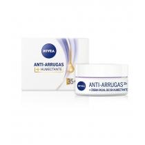 Crema Nivea Face Antiarrugas+Humectante +35 Años 50ML