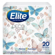 Servilletas Elite Diseño Decorativo x20