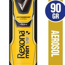 Antitranspirante Rexona V8 Aerosol de Hombre 90ml
