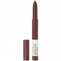 Lápiz Labial Maybelline Super Stay Ink Crayon Live On The Edge
