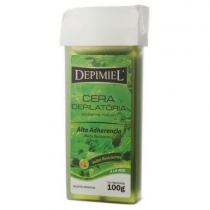 Cera Depilatoria Depimiel Roll On Alta Adherencia