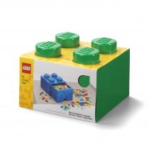 Organizador Lego Brick Drawer 4 Verde
