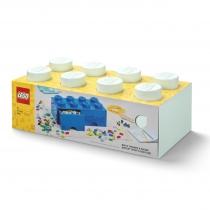Organizador Lego Brick Drawer 8 Verde Agua
