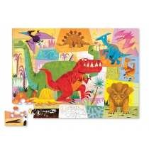 Puzzle Crocodile Creek 36 Piezas Dino