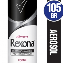 Antitranspirante Rexona Invisible Aerosol de Mujer 90ml