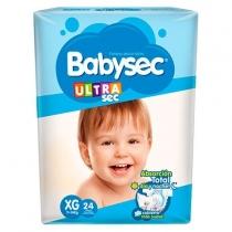 Babysec Ultra XG (11 a 14 Kg) - x24