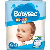 Babysec Ultra G (8.5 a 12 Kg) - x60