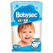 Babysec Ultra XG (11 a 14 Kg) - x48