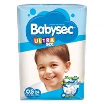 Babysec Ultra XXG (+13 Kg) - x24