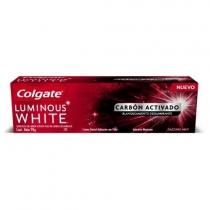 Pasta de Dientes Colgate Luminous White Carbón 90GR
