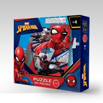 Puzzle Hombre Araña 60 Piezas