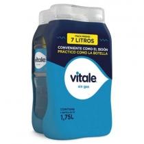 Funda Vitale Agua sin Gas 1.75LT x4