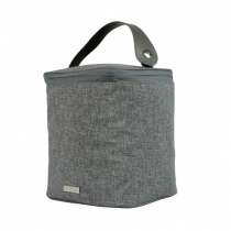 Porta 4 Mamaderas JJ Cole Gray Heather