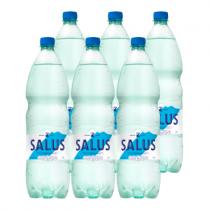 Funda Salus Agua con Gas 1.5LT x6