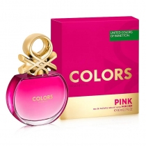 Perfume Benetton Pink EDT 80ML