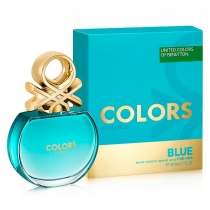 Perfume Benetton Blue EDT 80ML