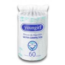 Algodón Youngirl Discos x60