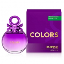 Perfume Benetton Purple EDT 50ML