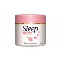 Desodorante en Crema Sleep Floral 80Gr