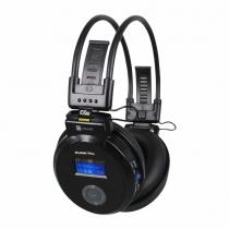 Auricular Inalámbrico Punktal PK-HP900 Micro SD