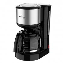 Cafetera Punktal PK-255CAF 10-12 Tazas Negra