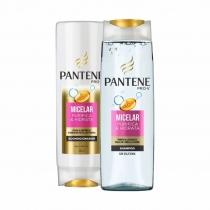 Shampoo Pantene Micelar 400ML + Acondicionador 200ML