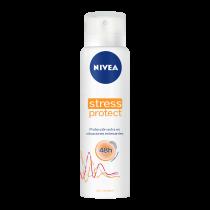 Desodorante Nivea Aerosol Stress Protect Woman 150ML